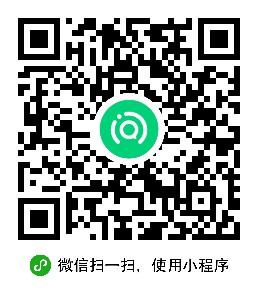 沪江问答-微信小程序二维码