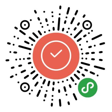 番茄小闹钟-微信小程序二维码