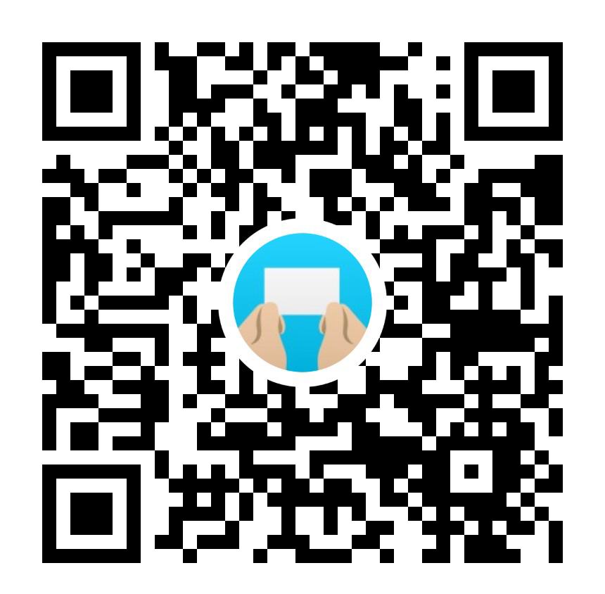 递名片-微信小程序二维码