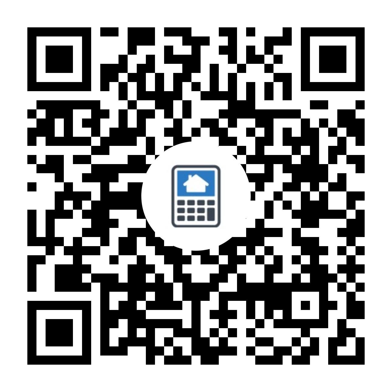 100房贷助手-微信小程序二维码