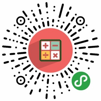 财计-微信小程序二维码