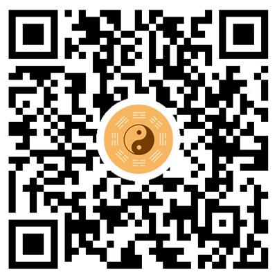 八字排盘-微信小程序二维码