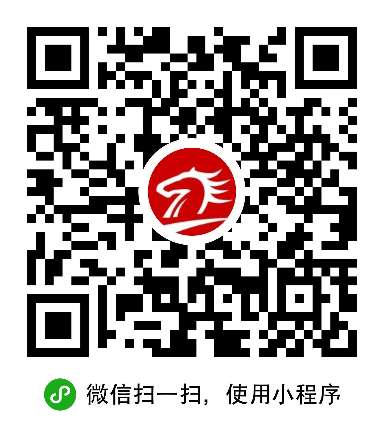 百城招聘min-微信小程序二维码