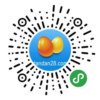 蛋蛋28lite-微信小程序二维码