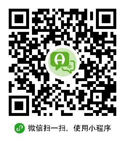 翻译abc-微信小程序二维码