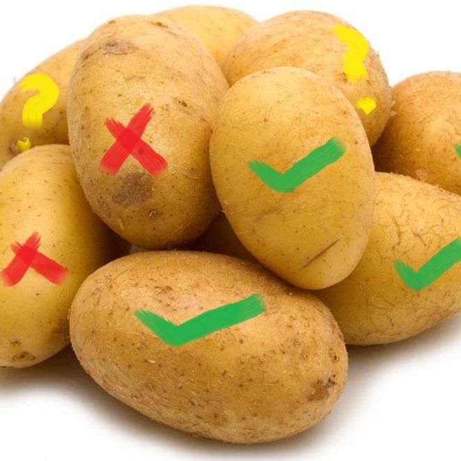 卖土豆李斯特-微信小程序