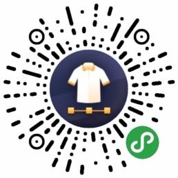男装尺码对照表-微信小程序二维码
