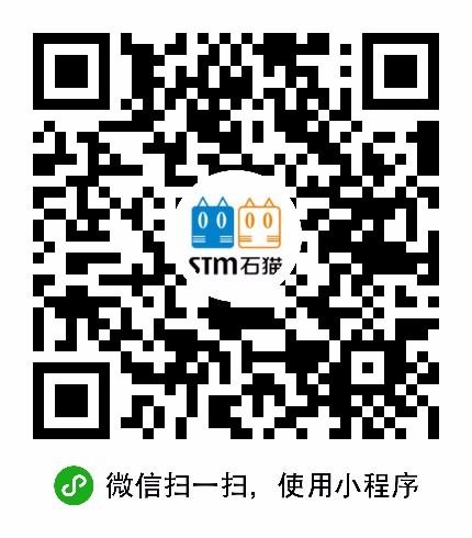 石猫石材app-微信小程序二维码