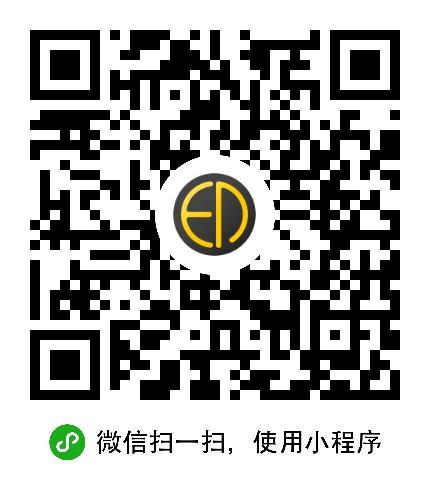 印客巴巴-微信小程序二维码