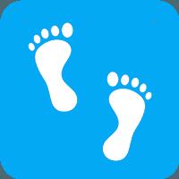 足迹地图-微信小程序