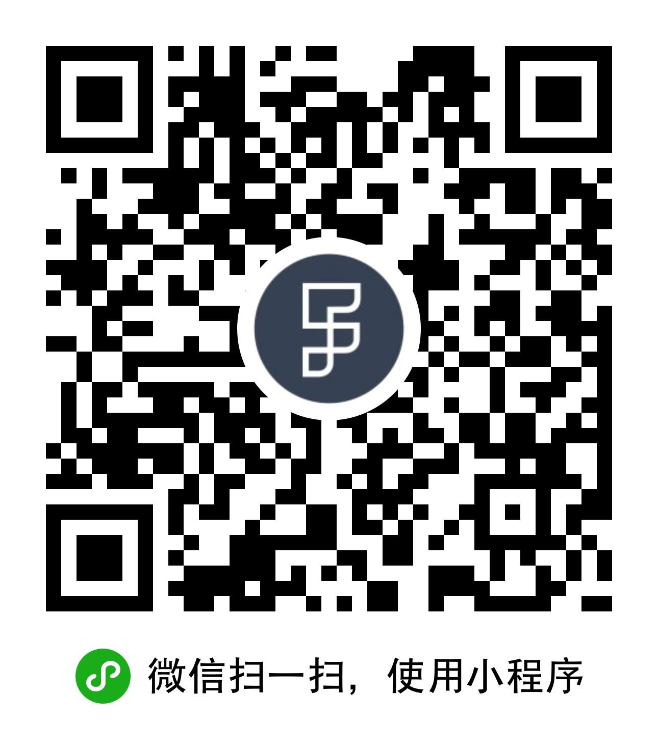 FellowPlus 创投数据库-微信小程序二维码