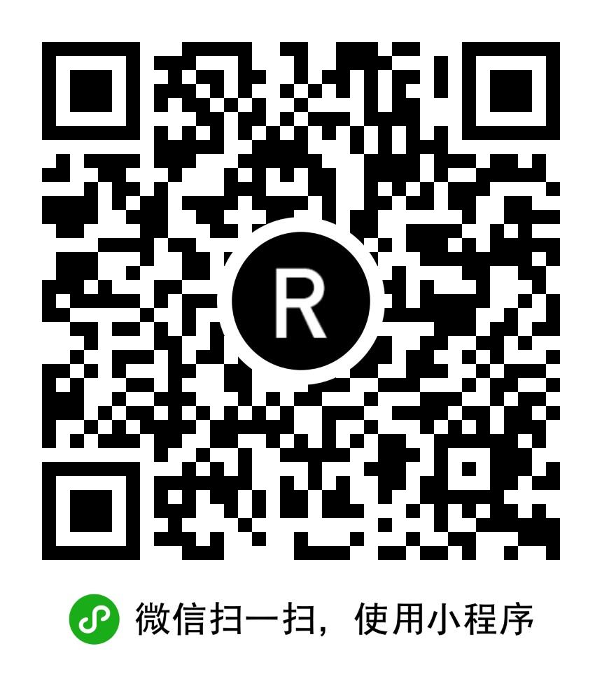 RAFF创意-微信小程序二维码