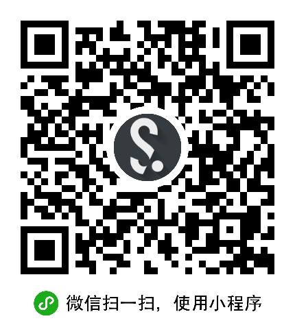 标志情报社-微信小程序二维码