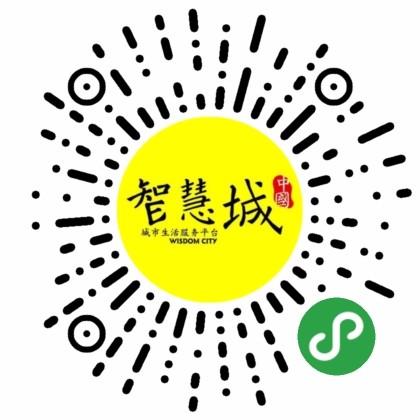 杭州智慧城-微信小程序二维码