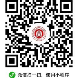 华东师范大学校园服务-微信小程序二维码