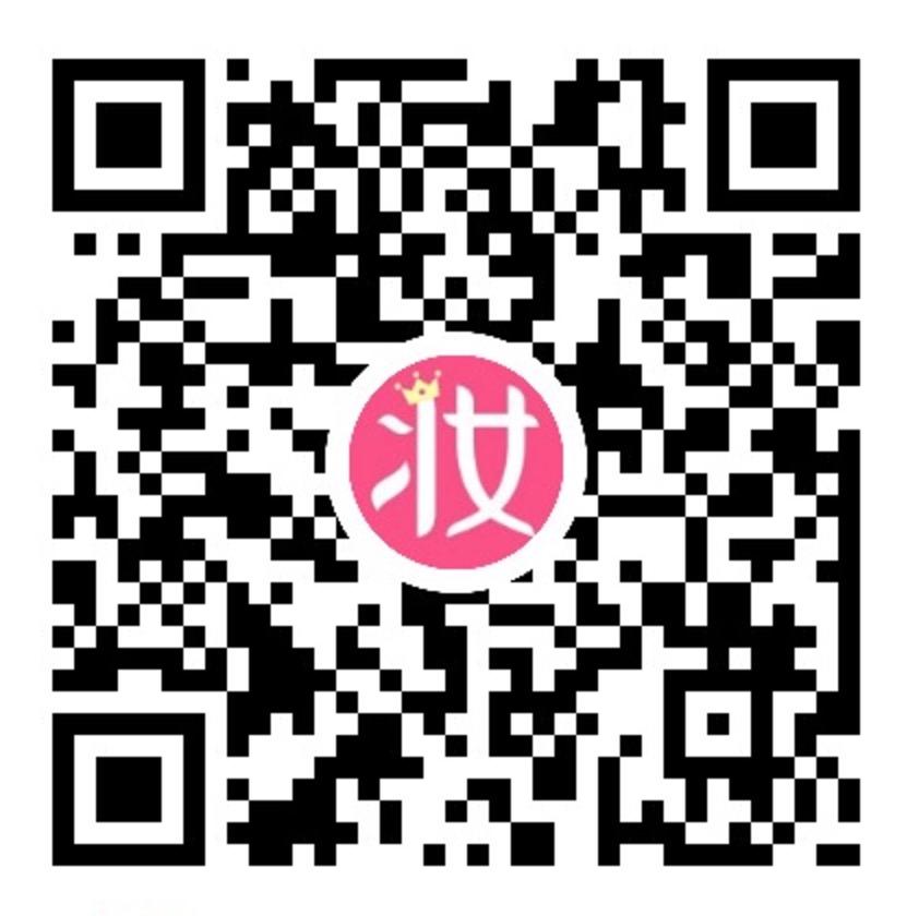 化妆品点评-微信小程序二维码