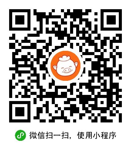 猪八戒网+-微信小程序二维码