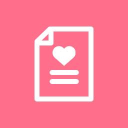 恋人清单-微信小程序