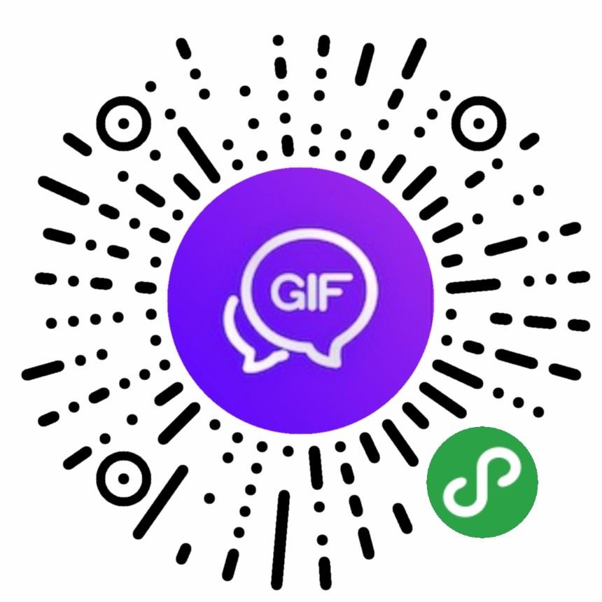 GIF聊聊-微信小程序二维码