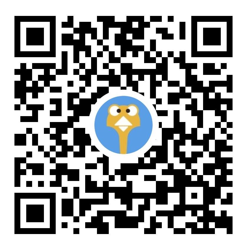 动动文字-微信小程序二维码