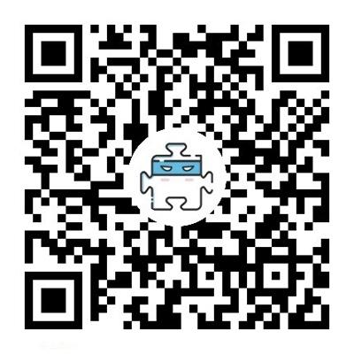 功夫拼图-微信小程序二维码