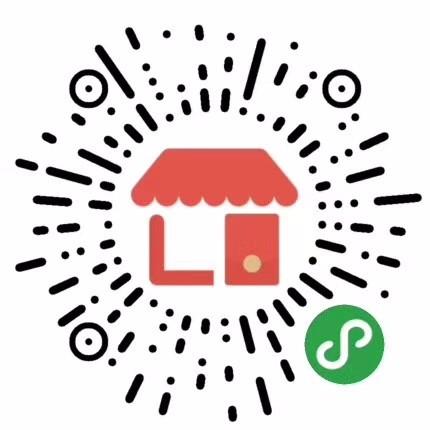 红包店-微信小程序二维码