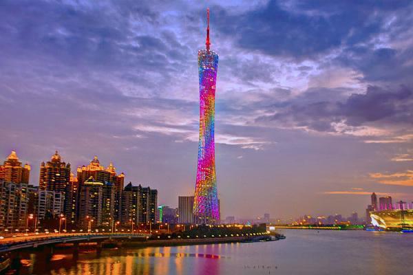 广州塔日常微信小程序