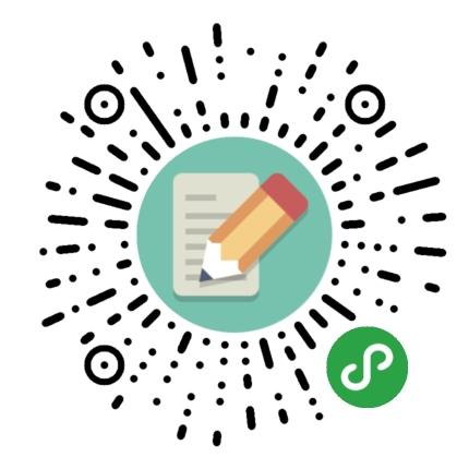 编辑器-微信小程序二维码