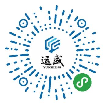 大庆运盛网络服务-微信小程序二维码
