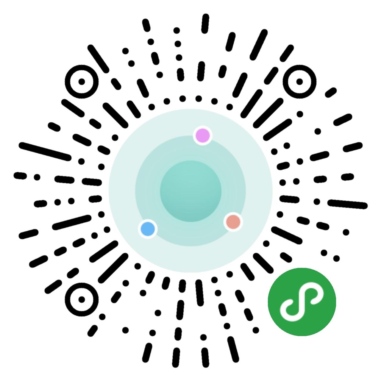 共响材料圈-微信小程序二维码