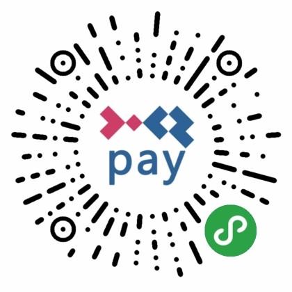 华强支付-微信小程序二维码