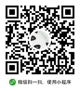 熊猫记事-微信小程序二维码