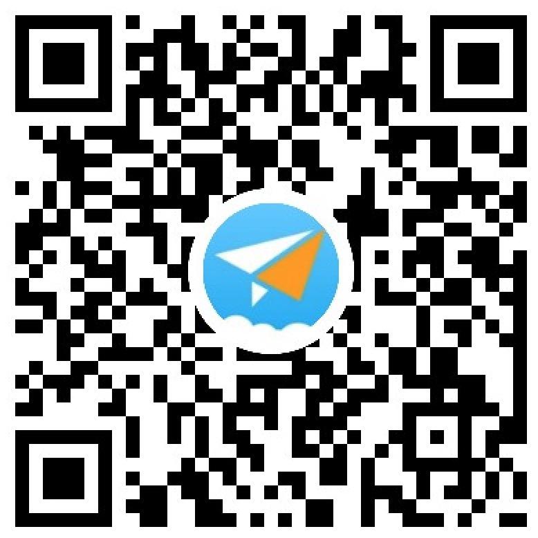 云捷报销-微信小程序二维码