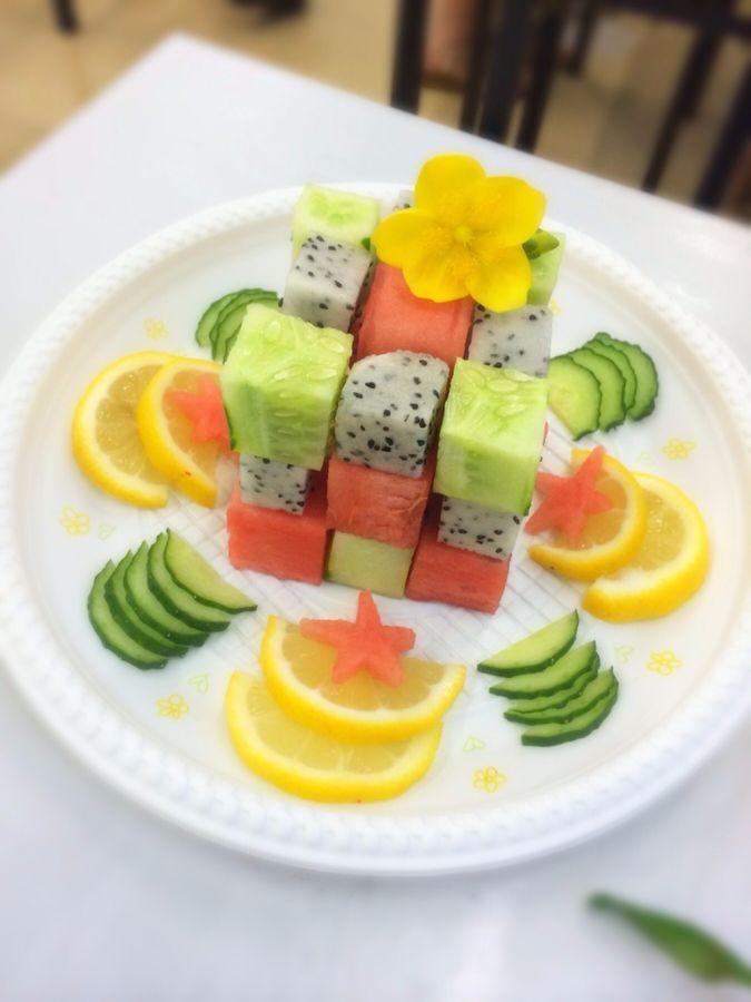 夏日水果,健康生活小程序模板