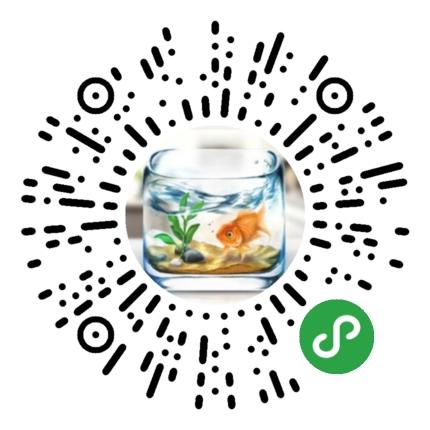 鱼缸水族器材商城小程序模板二维码