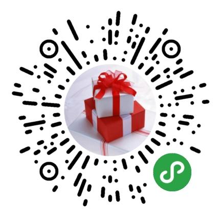 禮品行業門戶小程序模板二維碼
