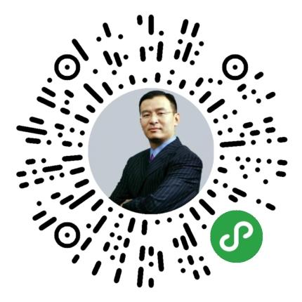 陈安之机构小程序模板二维码