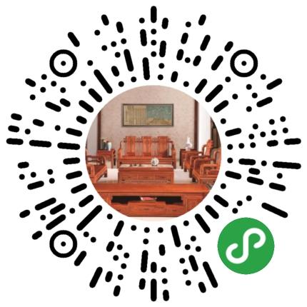 贵州红木古典家具小程序模板二维码