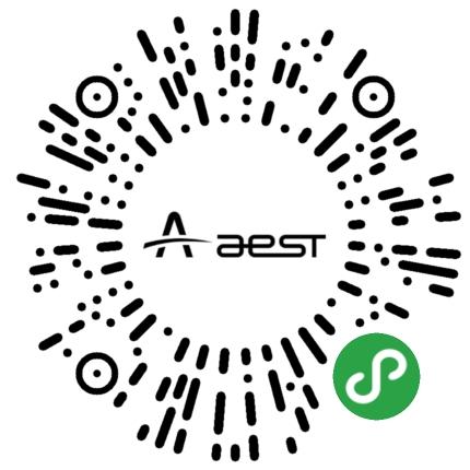 AEST运动小程序模板二维码