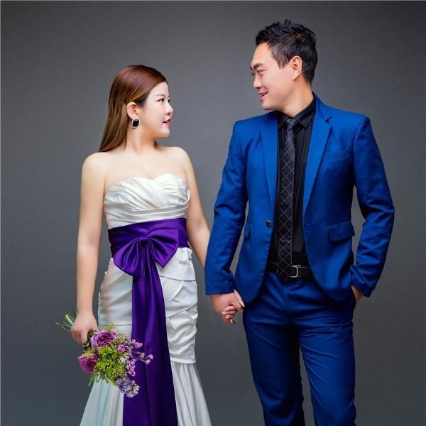 陈海涛&杜鹃婚礼邀请函微页模板